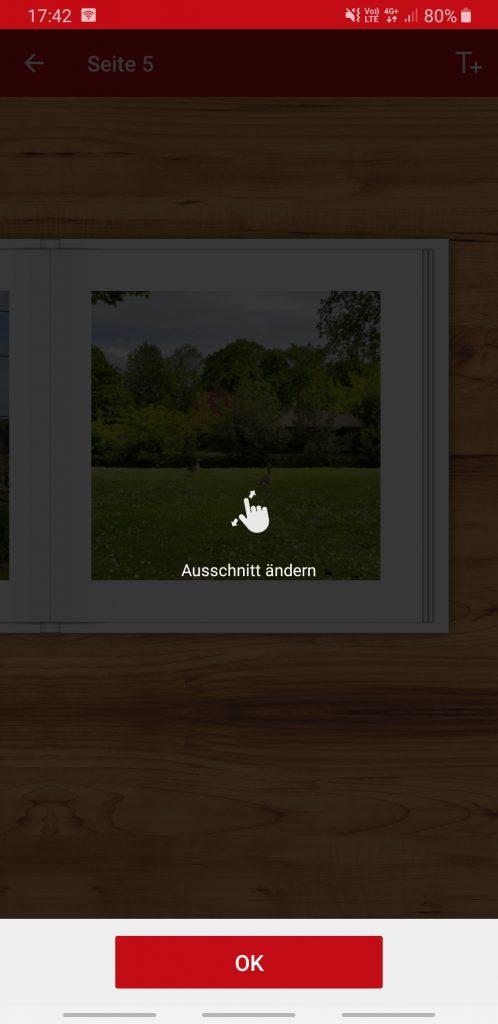 Hilfestellung App-Benutzung