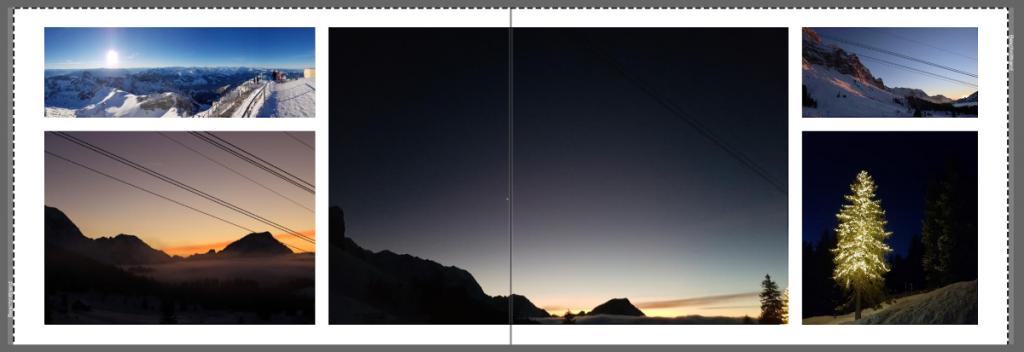Bilderekennung bei Buchvorschlag mit vorwiegend Abendbildern